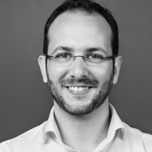 Portrait photo of Alexandre Luyet