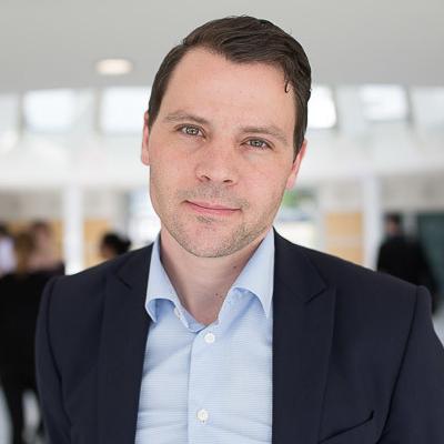 Portrait photo of Rolf Bachmann
