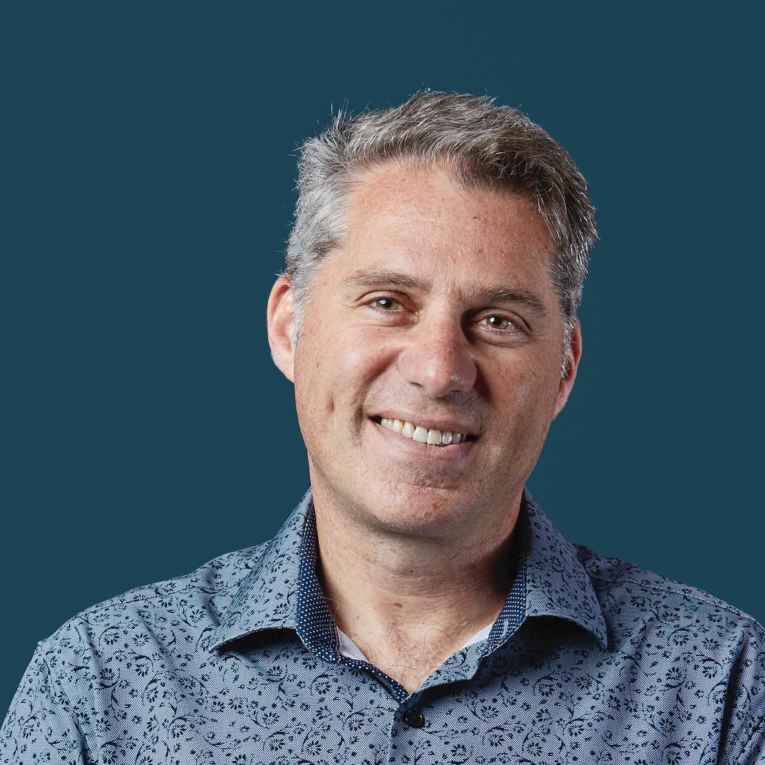 Portrait photo of Scott Wharton
